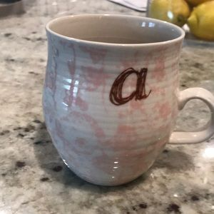 Anthropologie a mug